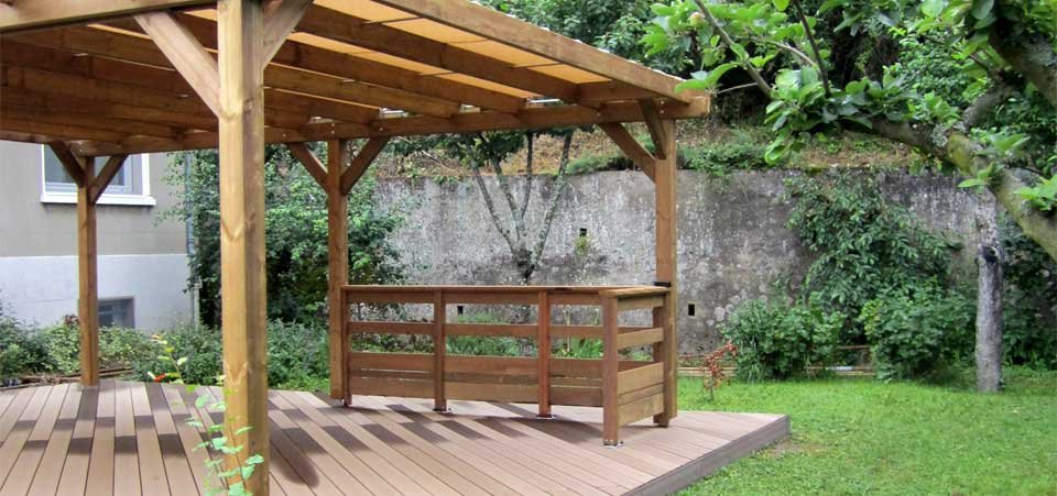Pergolas & Solution d'ombrage